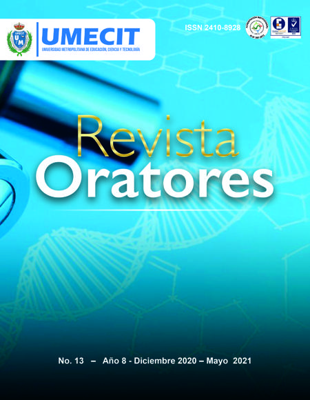 Revista ORATORES 13