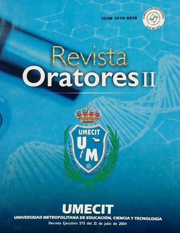 Revista Oratores - No. 2 - Diciembre de 2014