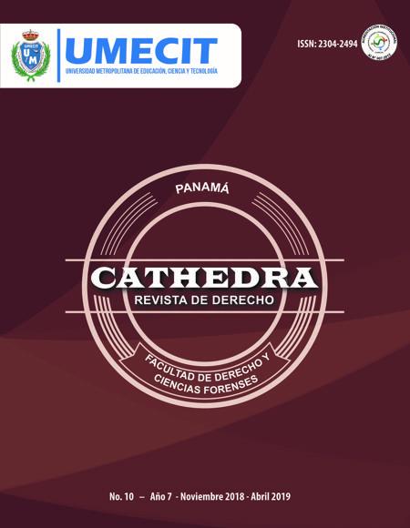 Revista CATHEDRA 10