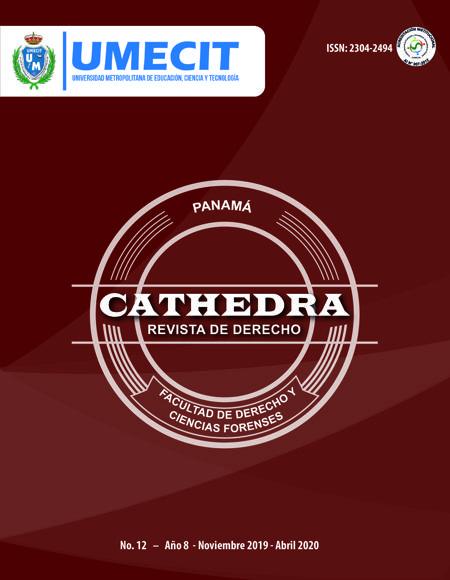Revista CATHEDRA 12